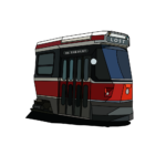 Lost in Transit – TTC: Animation of Toronto's Surface Routes on a Weekday